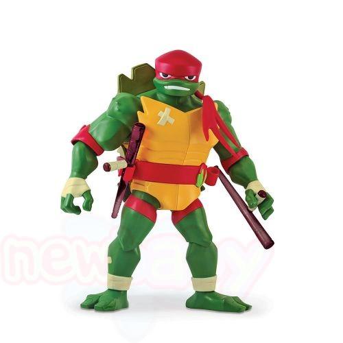 TMNT Гигантска фигура с оръжия HIGHLY POSEABLE ROTMNT