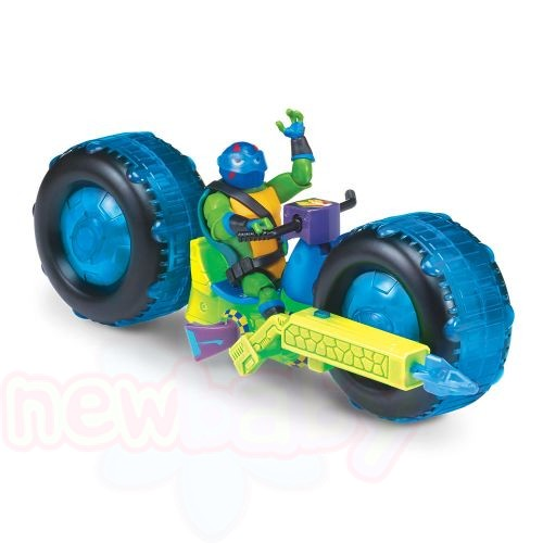 Мотор изстрелвачка с костенурка нинджа TMNT ROTMNT