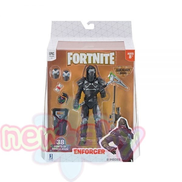 Фигура JW FORTNITE S1 LEGENDARY SERIES DELUXE ENFORCER