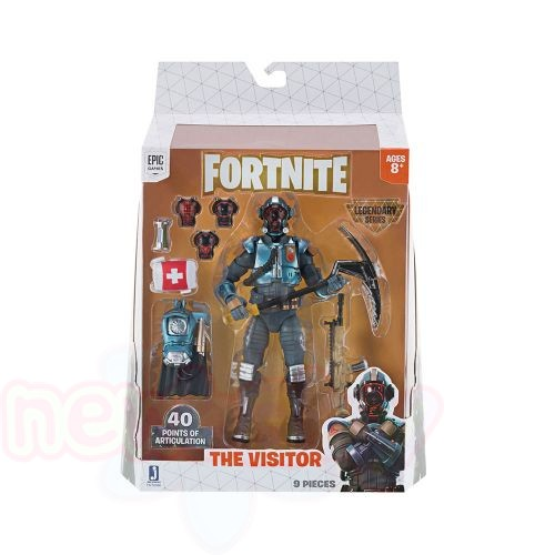 Фигура JW FORTNITE S1 LEGENDARY SERIES DELUXE THE VISITOR