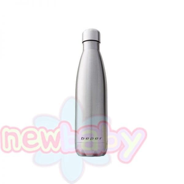 Термо бутилка Beper BI.505, Инокс