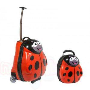 Детски куфари и раници
