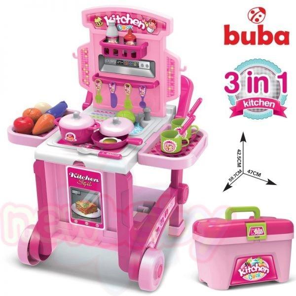 Детска кухня Buba Kitchen little Chef