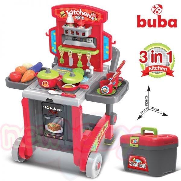 Детска кухня на колела Buba