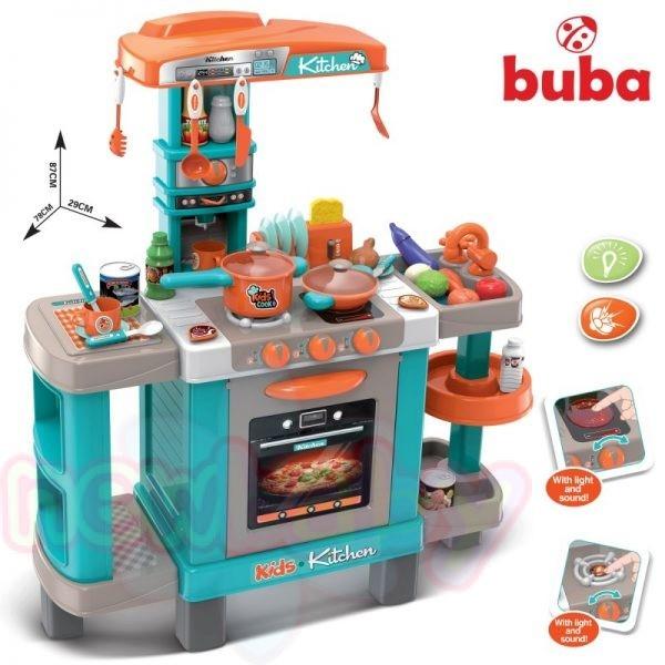 Детска кухня със звук и светлина Buba