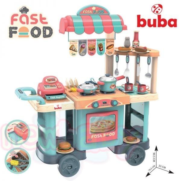 Ресторант на колела Buba